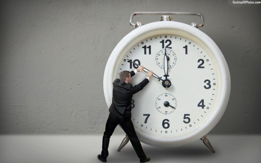 時間の使い方ー時間を止める方法