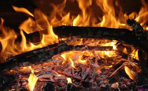 潜在意識と炎