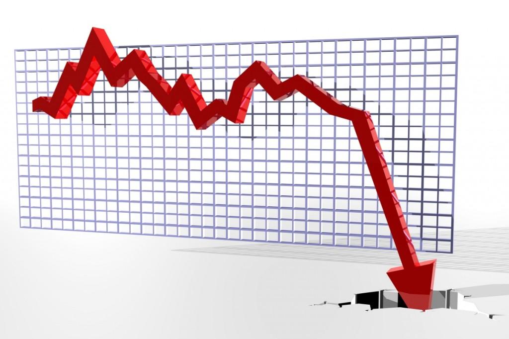 不景気と失業率